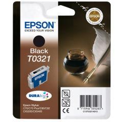 EPSON Cartouche jet d encre noir pour STYLUS COLOR 70-80 TO32140