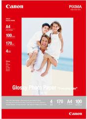 CANON Papier Photo Glacé A4 pk100