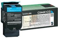 LEXMARK Cartouche laser LRP THC cyan C544X1CG