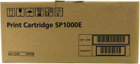 RICOH Cartouche laser noir SP1000S/SF 413196