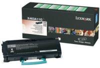 LEXMARK Toner laser noir X463A11G