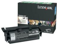 LEXMARK Toner laser noir T650A11E