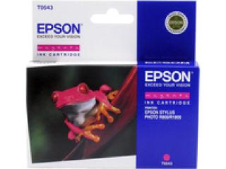 EPSON Cartouche Jet d'encre Magenta C13T054340