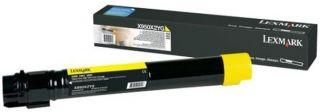 LEXMARK Toner laser jaune X950X2YG