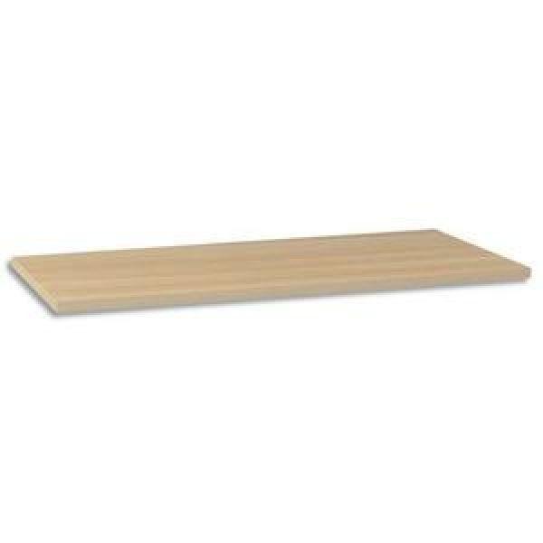 planche du dessus en bois ch ne pour caisson sunday l42 x h2 x p80 cm gautier achat vente. Black Bedroom Furniture Sets. Home Design Ideas