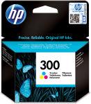HP Cartouche jet d'encre couleur 300 CC643EE