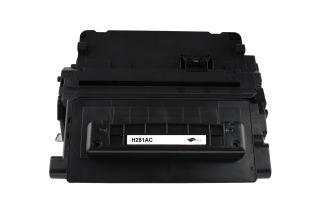 Compatible - Cartouche - Toner CF281A(81A) - Noir - 10500 pages