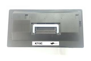 Compatible - Cartouche - Toner TK-715 - Noir - 34000 pages