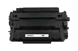 Compatible - Cartouche - Toner CE255X/CRG-724H(55X) - Noir - 12500 pages