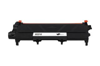 Compatible - Cartouche - Toner TN-2120 - Noir - 2600 pages
