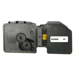 Compatible - Cartouche - Toner TK-5240K - Noir - 4000 pages