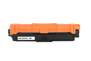 Compatible - Cartouche - Toner TN-241BK/TN-242BK - Noir - 2500 pages
